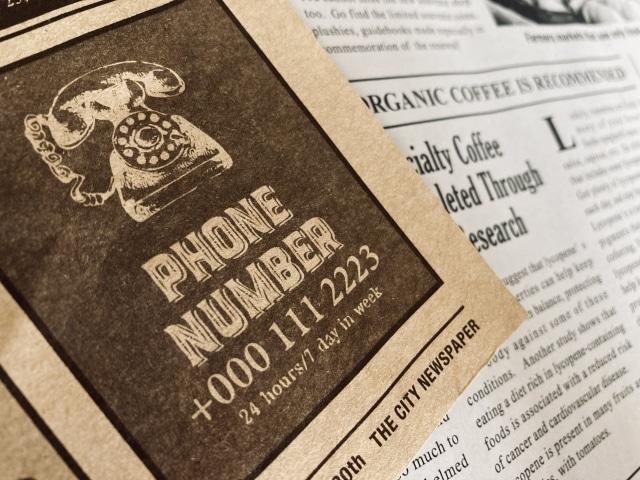 紙でも面白い広告を作ろう!5つの実例とともに解説   PAPER AD(ペーパーアド)